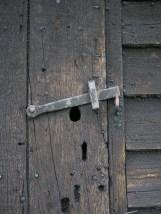 Tudor door