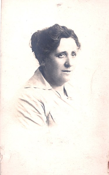 2 Great Grandmother Emily Jane Westcott (nee Malloy)