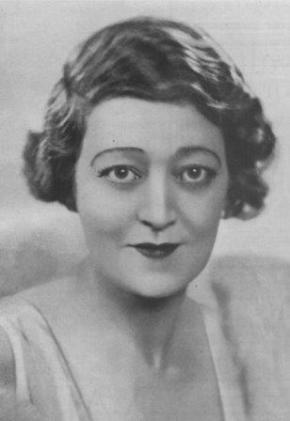 Madge Titheradge (b1887 d 1961)