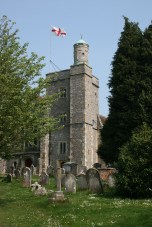 Bishops Waltham church