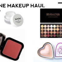 June Makeup Haul