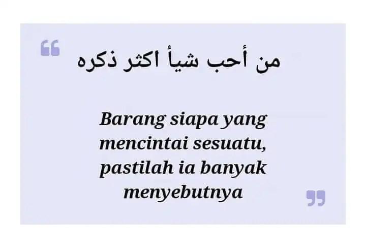 Kata mutiara islam singkat