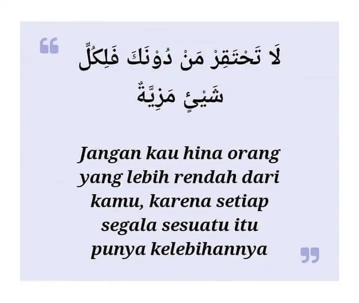 Kata nasehat islam