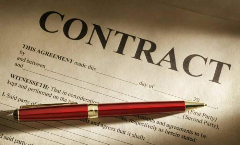 Surat perjanjian (kontrak)