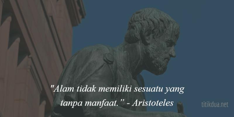 Kata Kata Bijak Aristoteles