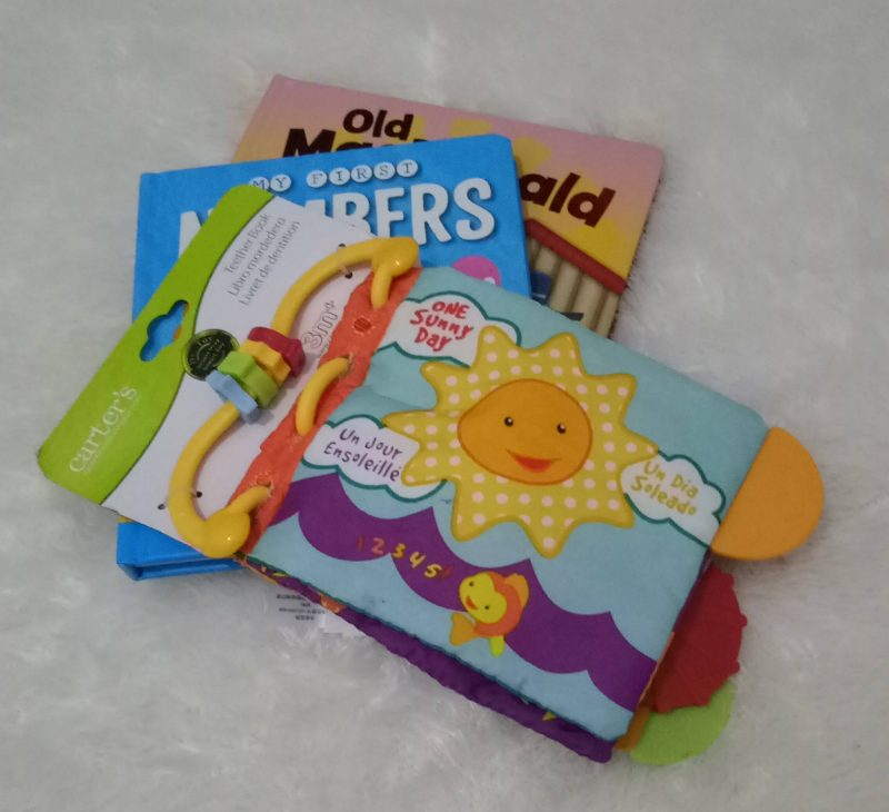 Soft Book Teether