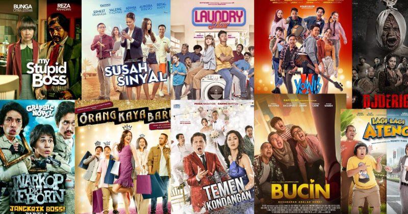 Film Komedi Indonesia Terbaik dan Terlucu