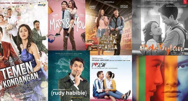 Film Romantis Indonesia Terbaik Sepanjang Masa