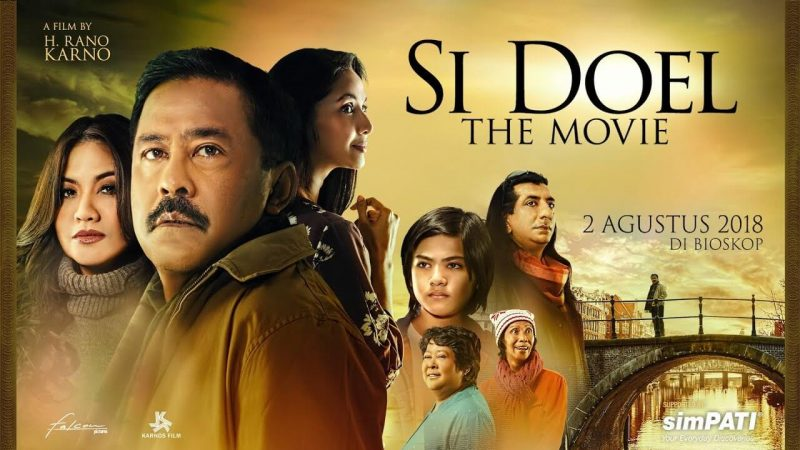 Poster Film Si Doel The Movie