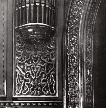 Palacio de la Música 11 - Detalle Organo