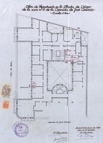 Gran Vía 50 - Hostal Lauria (3)