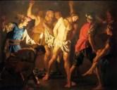 La flagelación de Cristo - Matthias Stom