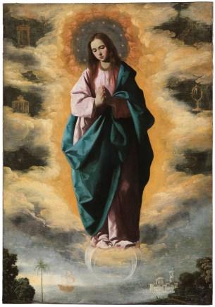 francisco-de-zurbaran-inmaculada-concepcion-oleo-sobre-lienzo-128x89-1628-1630