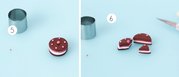 Tutorial: Mini Tartas con fondant
