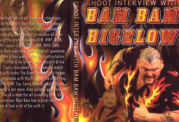 Bam Bam Bigelow Shoot Interview