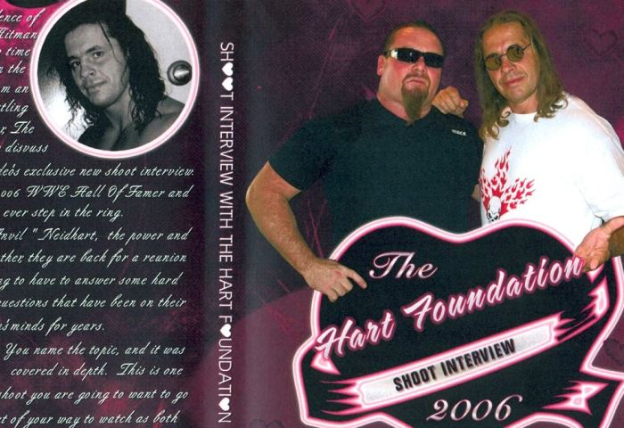 Hart Foundation Shoot Interview (Bret Hart, Jim Neidhart)
