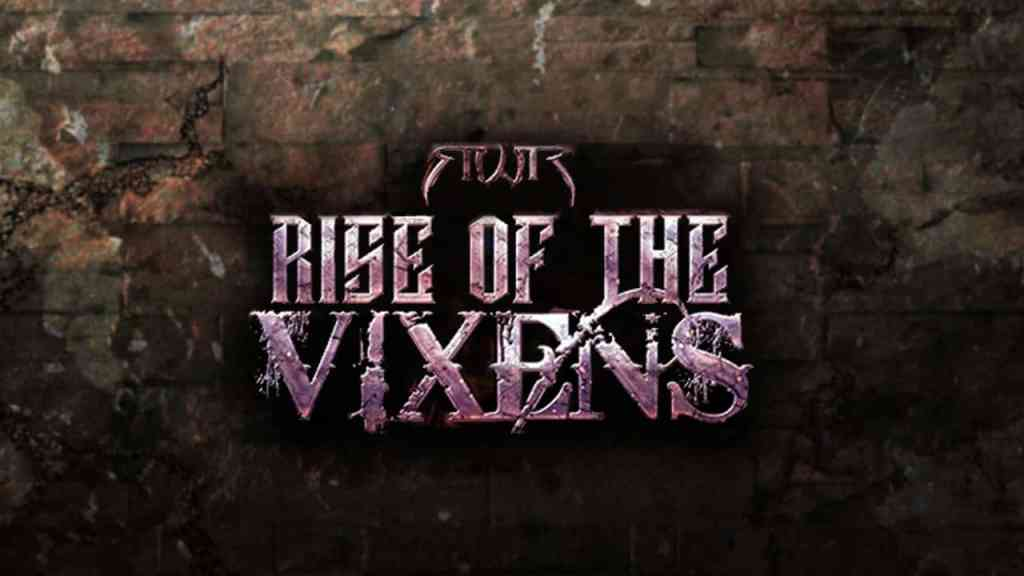 Rise of the Vixens - Renegade Wrestling Revolution for Network 2020