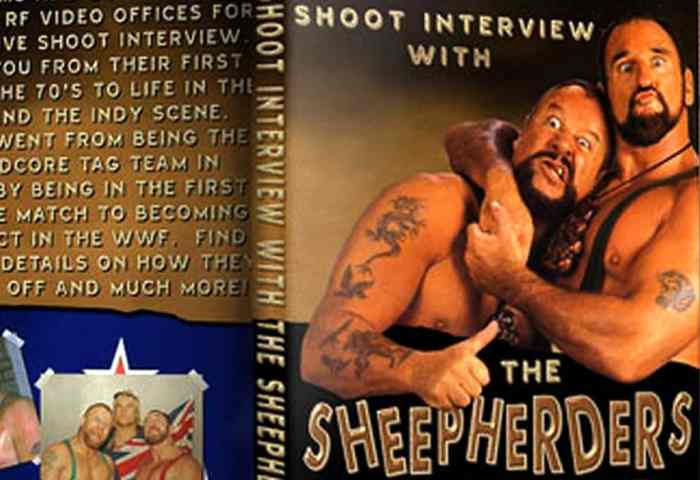 Sheepherders (Bushwhackers Luke and Butch) Shoot Interview