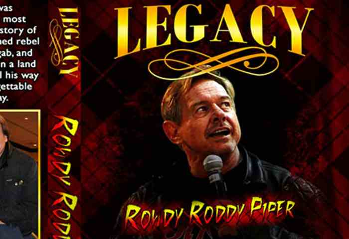 Legacy Rowdy Roddy Piper Documentary 1200x675 Joe Dombrowski - Title Match Network