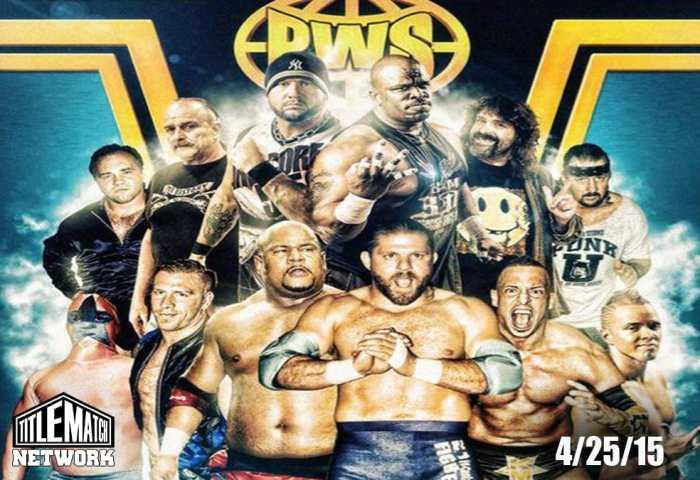 Pro Wrestling Syndicate - Spring Breakdown 2015 JPG 1200x675 Title Match Network FS