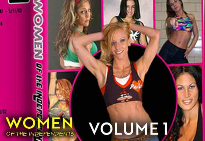 Women of the Independents Wrestling Vol 1 JPG 1200x675 Title Match Network New1