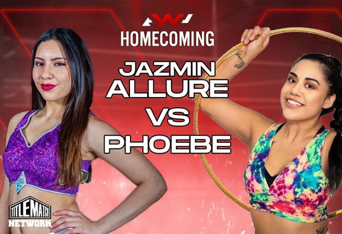 Atlas Wrestling Promotion Homecoming 1200x675 Graphic