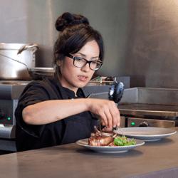 Head Chef Alma