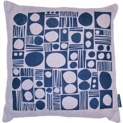 Glasgow-School-of-Art-Sticks-and-stones-cushion---midnight-blue-£45