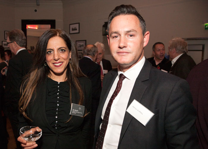 Healys Kiri Kkoshi with Adrian Griffiths