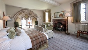 Amberley Castle bedroom deluxe Title Sussex Magazine www.titlesussex.co.uk
