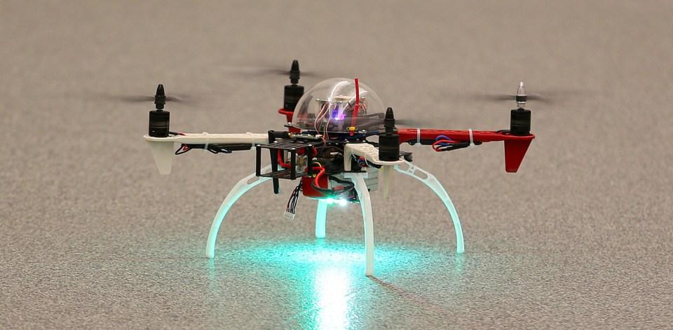 Drone-custom built