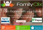 FamilyClix: Gana dinero gratis con esta veterana (PTC) 2.020