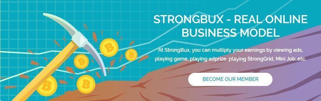 inicio strongbux