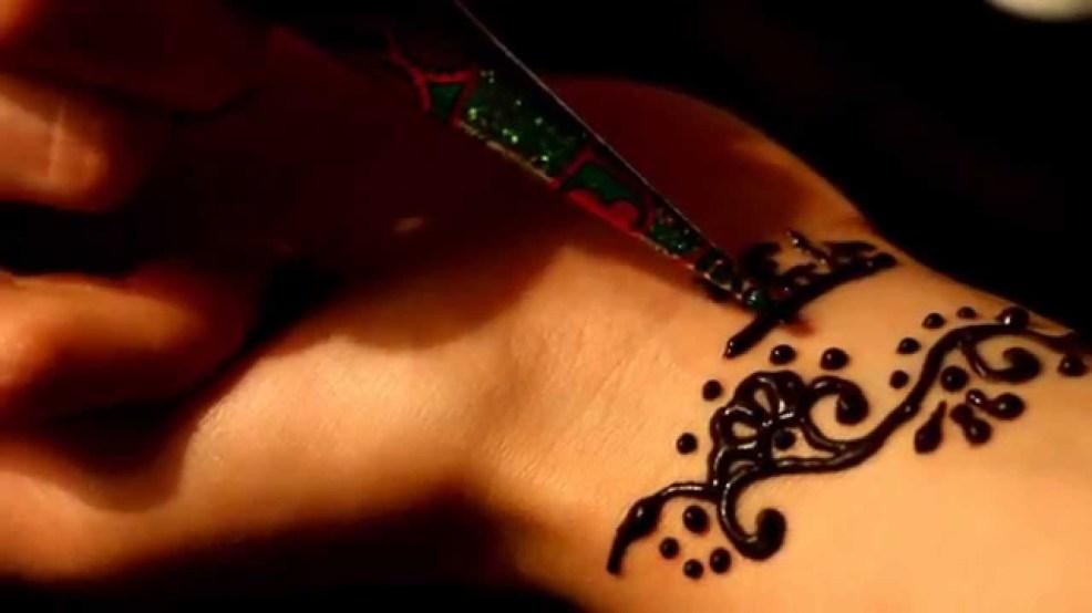 сделать татуировка хной в минске цена фото отзывы
