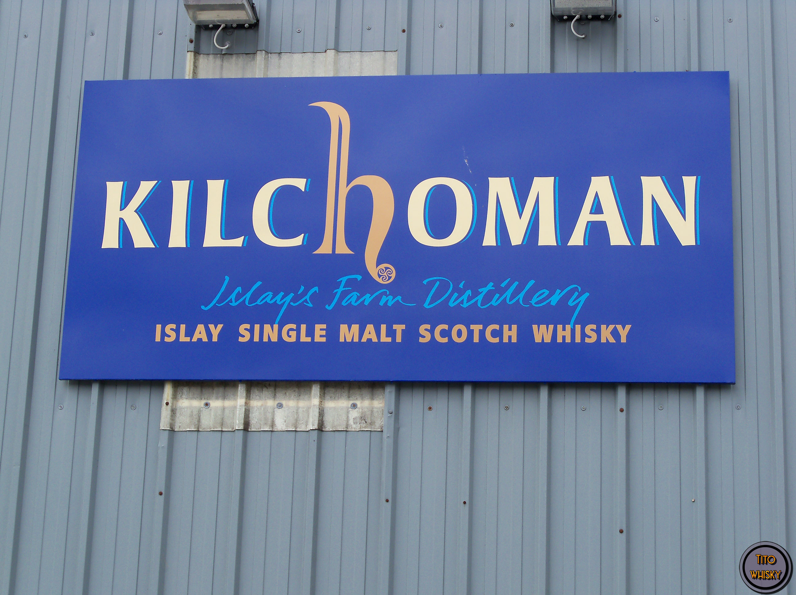 Destilería Kilchoman