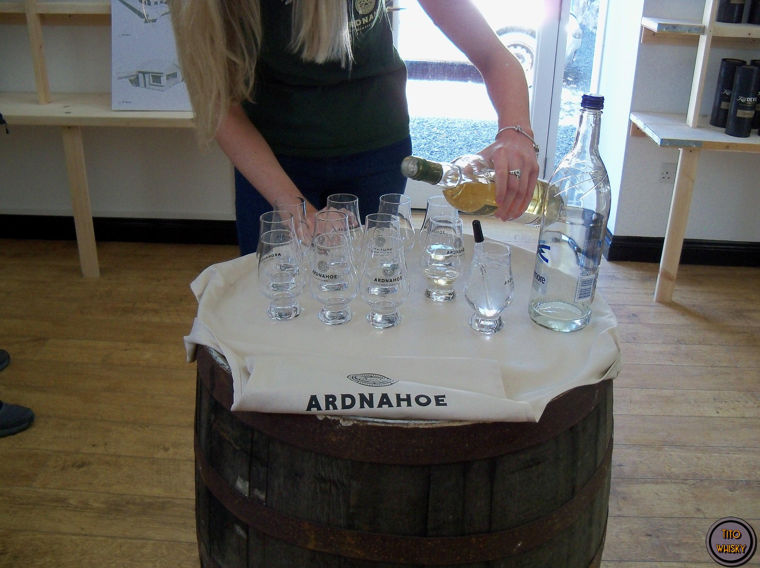 Destilería Ardnahoe