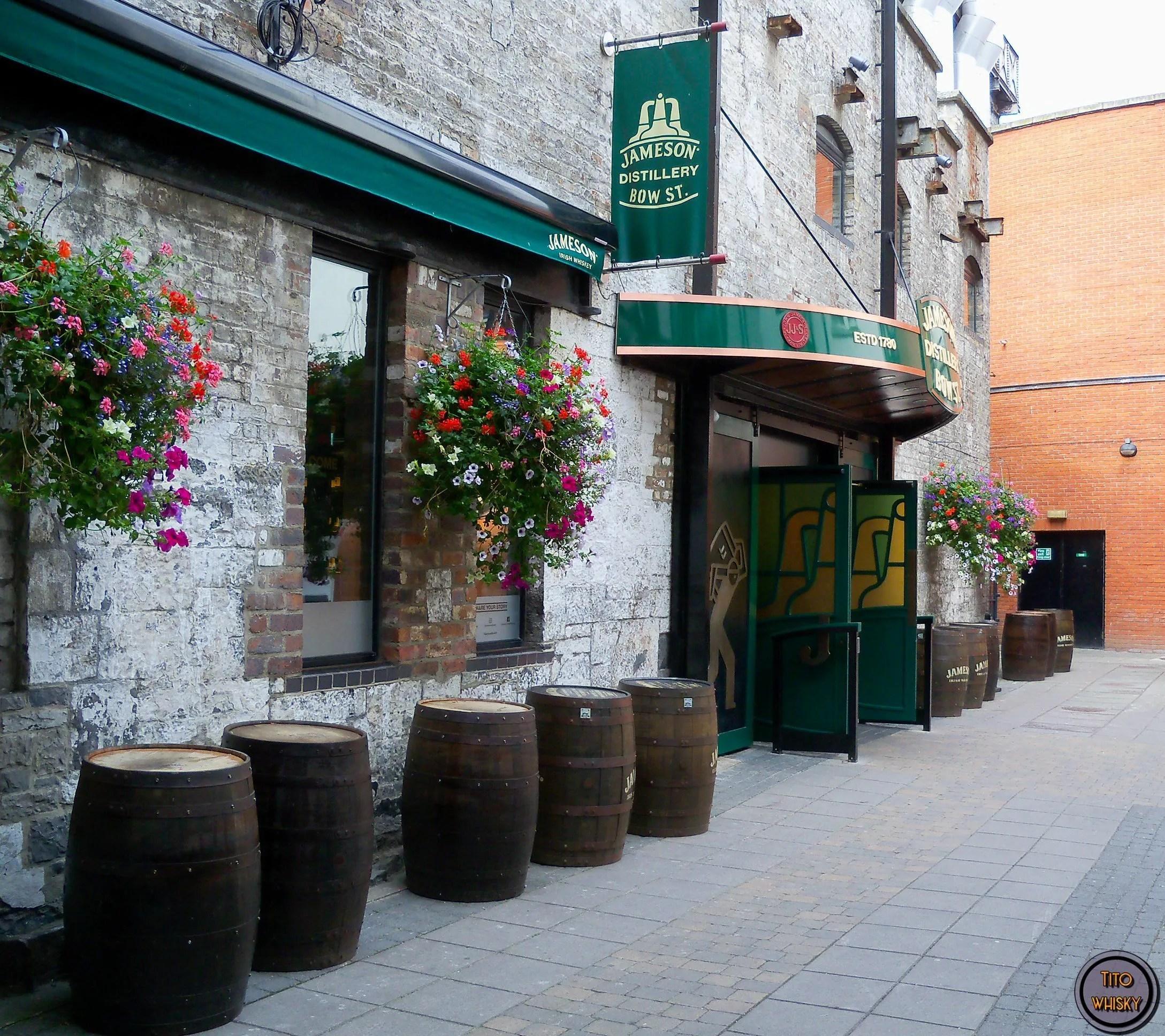 Jameson Bow St.