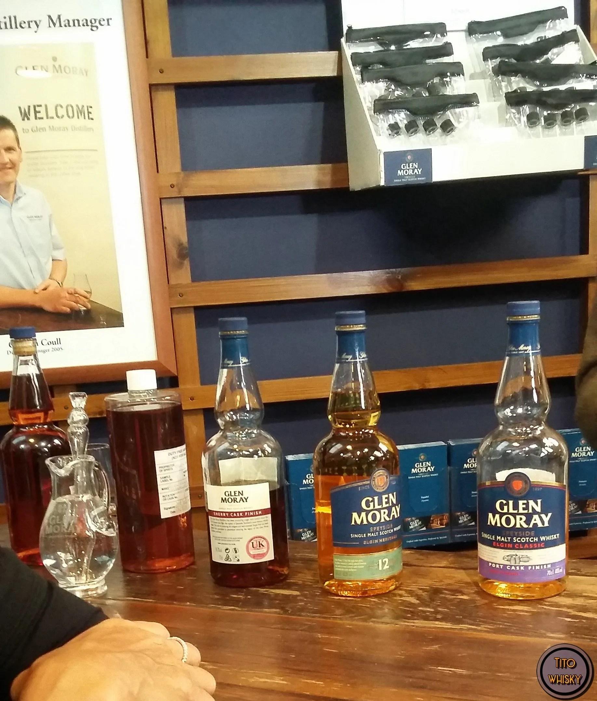 Whisky Glen Moray