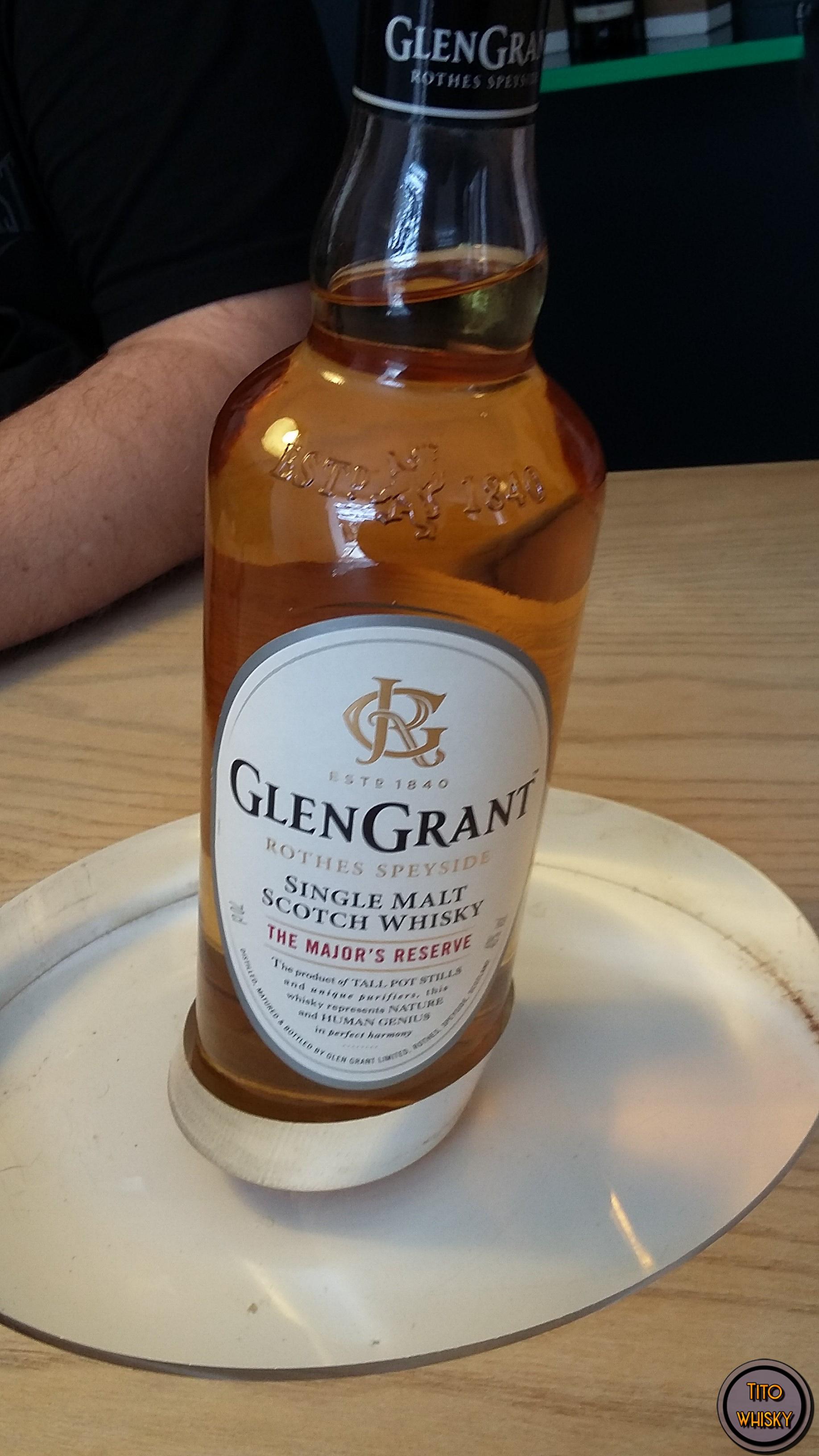 Whisky Glen Grant