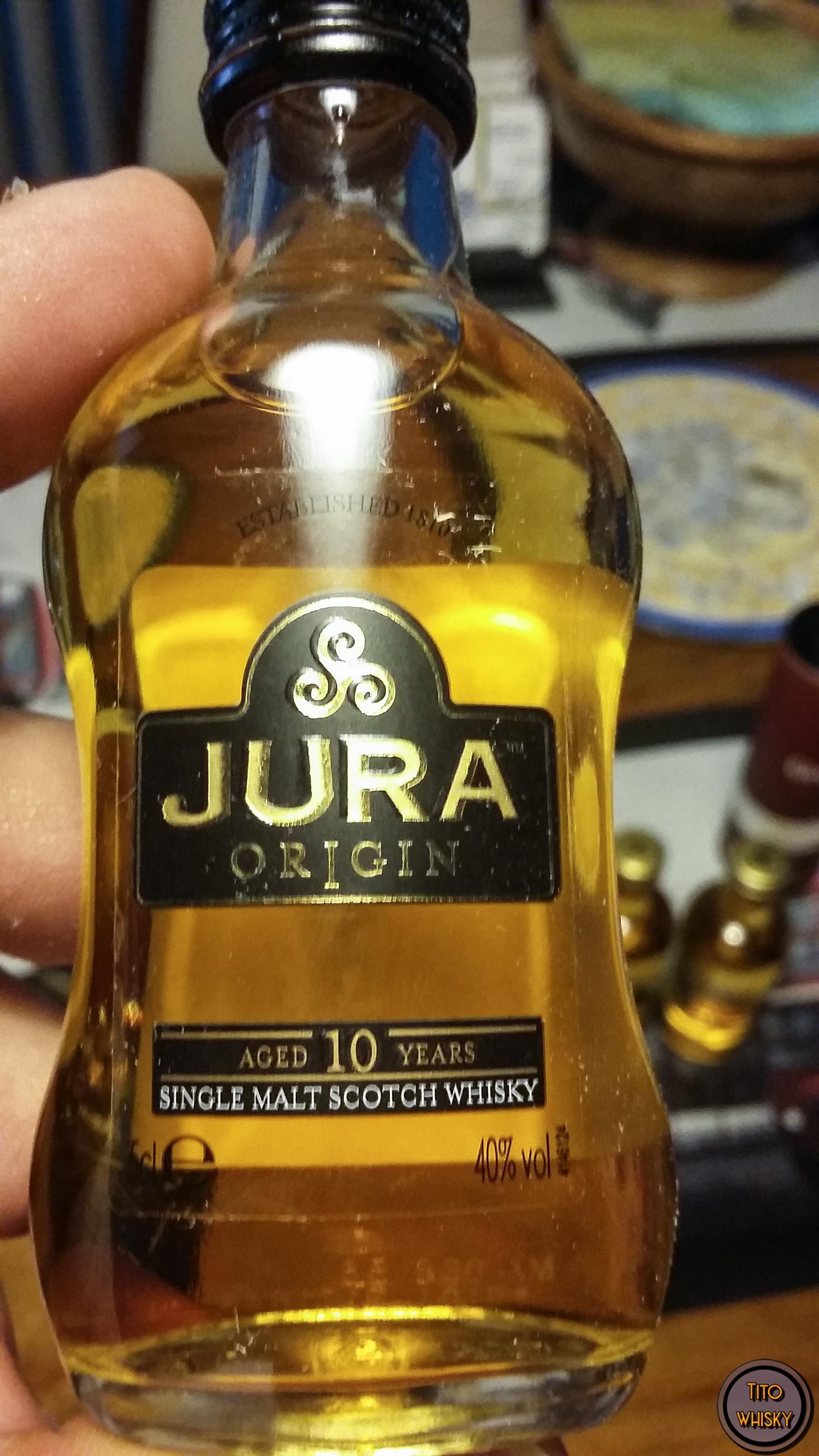 Whisky Jura Origin