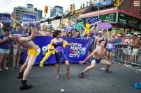 Olivia Chow, Toronto Mayoral Candidate at Gay Parade Toronto 2014 - Photo By Helia Ghazi