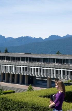 Simon Fraser University, Burnaby, B.C.