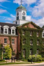 University Of New Brunswick, Fredericton, N.B.