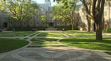 University Of Toronto Trinity College Quad
