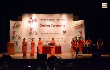 مراسم اختتامیه جشنواره فیلم داکا