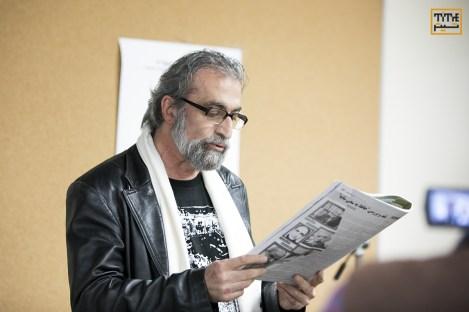نمایشگاه کتاب تهران بدون سانسور.، حسین افصحی