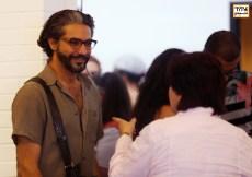 شاهرخ مهسکین قلم در فستیوال تیرگان ۲۰۱۷