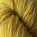 Kjøp Isager Tweed Garn lemon