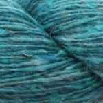 Kjøp Isager Tweed Garn winter turquise