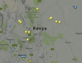 Google's balloon-powered internet now in Kenya